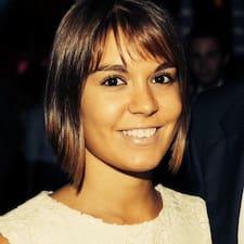 Inès felhasználói profilja