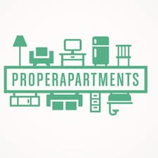 ProperApartments User Profile