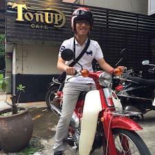 Nutzerprofil von Toku
