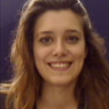 Profil utilisateur de Capucine