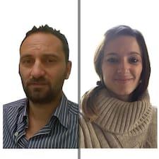 Chiara E Carlo est l'hôte.