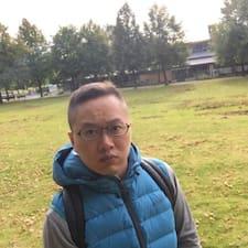 Gebruikersprofiel Wei