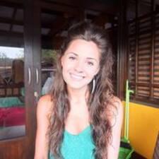 Zosia felhasználói profilja