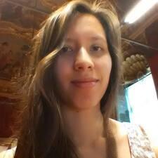 Ariane - Uživatelský profil