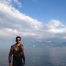 Sanil felhasználói profilja