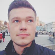 Profil utilisateur de Антон