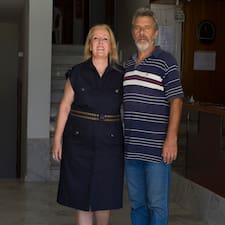 Kostas And Rea User Profile