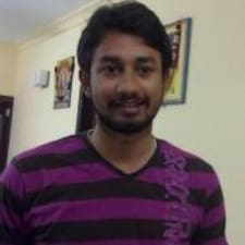 Användarprofil för Sharan Kumar