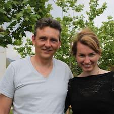 Jérôme & Sandrine — хозяин.