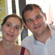Profil utilisateur de Cécile Et François