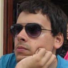 Perfil do utilizador de Frederico