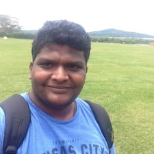 Shyam Sunder Reddy User Profile