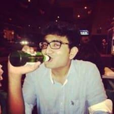 Mayank - Uživatelský profil