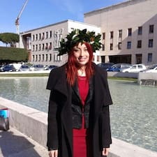 Profil utilisateur de Maria Laura