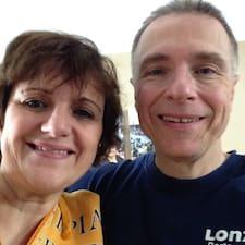 Profilo utente di Greg & Liz