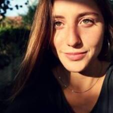 Janna felhasználói profilja