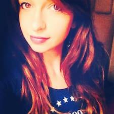 Gérardine felhasználói profilja