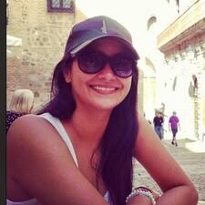 Profil utilisateur de Mária Claudia