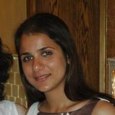 Meghana User Profile