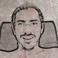 Pavlos felhasználói profilja