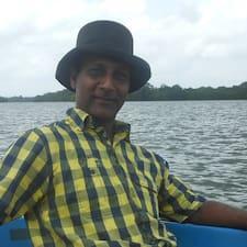 Profil utilisateur de Jagath