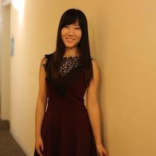 Henkilön Maggie Yuan käyttäjäprofiili