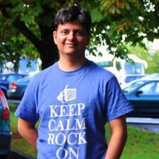 Nikhil is the host.