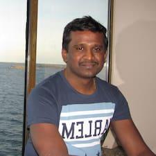 Perfil de usuario de Thirunavukarasu