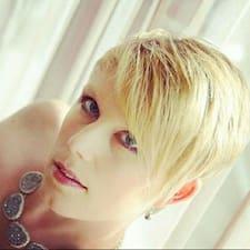 Cathie felhasználói profilja