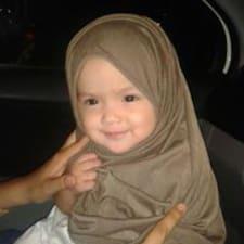 Profilo utente di Fatimah