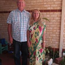 Profil Pengguna Marcia And Peter