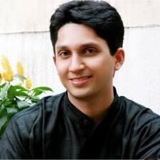 Profil utilisateur de Pushkar