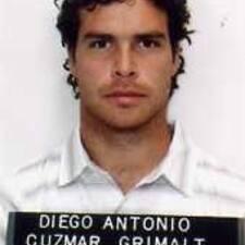 Användarprofil för Diego