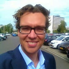 Profil utilisateur de Frederik Jan