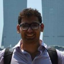 Profil utilisateur de Sharukh