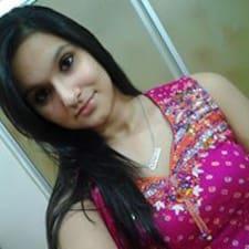 Shafina User Profile