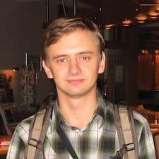 Perfil de usuario de Sergey