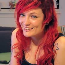 Profil utilisateur de Marta