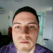 Moshe felhasználói profilja
