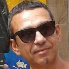 Salvador felhasználói profilja