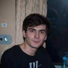 โพรไฟล์ผู้ใช้ Giorgi