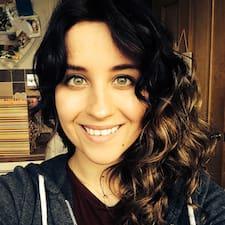 Profil utilisateur de Cassie