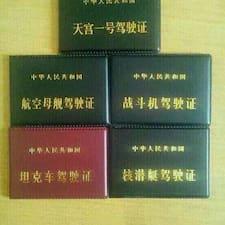 Meiqiu felhasználói profilja