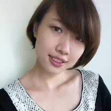 Chen felhasználói profilja