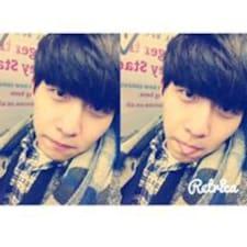 Profilo utente di Jae Woo