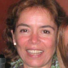 Maria Luisa est l'hôte.