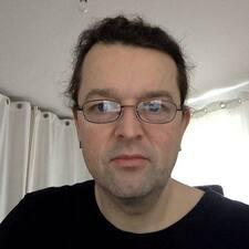 Hans-Peter felhasználói profilja