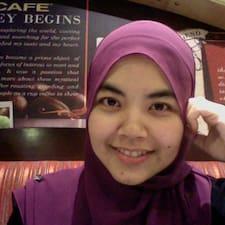 Syahida User Profile