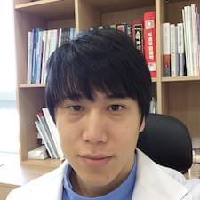 Профиль пользователя Joongki