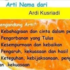 Perfil de usuario de Ardi